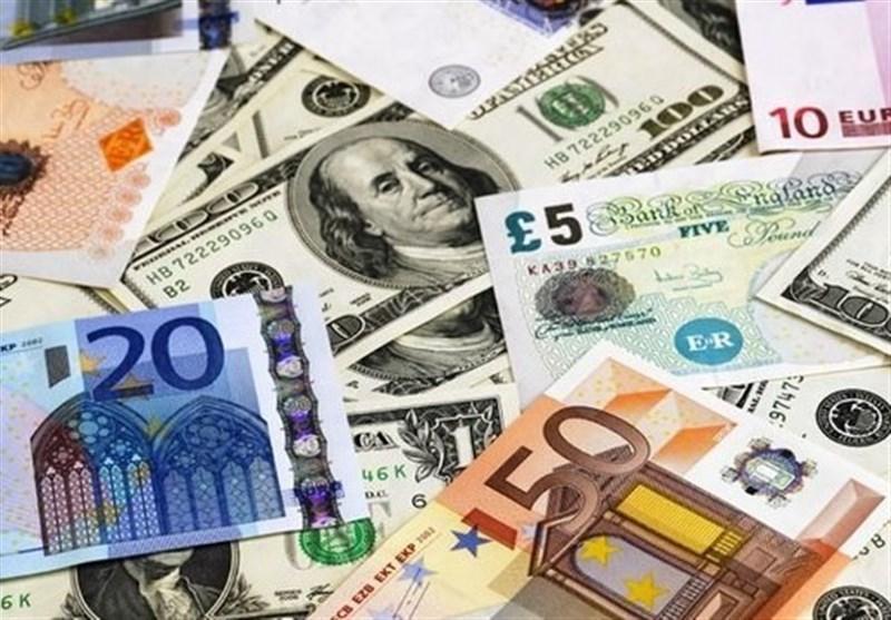 قیمت روز ارز های دولتی 98، 02، 18