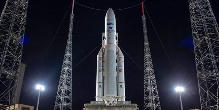 بزرگ ترین موشک چین راهی فضا شد