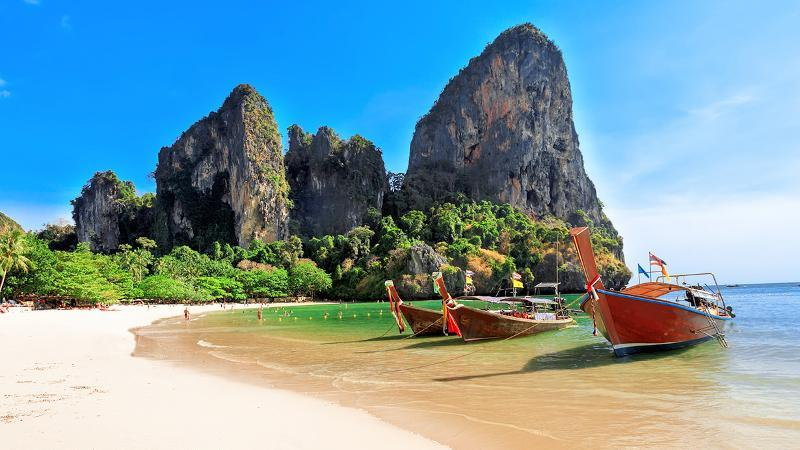 4 جاذبه برتر تایلند