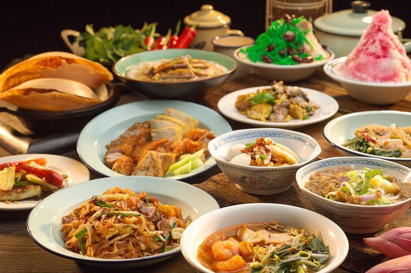 غذاهای محلی پنانگ مالزی
