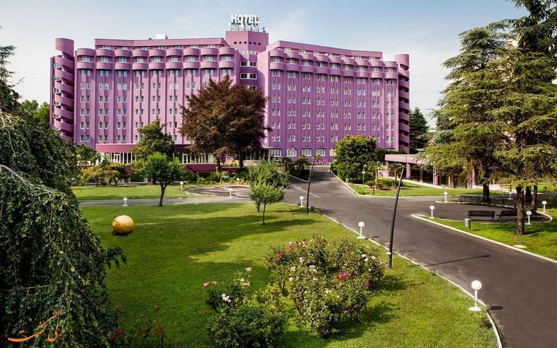 معرفی هتل 4 ستاره دا وینچی در میلان