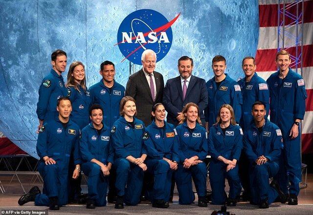 مسافران جدید آرتمیس برای سفر به مریخ معرفی شدند