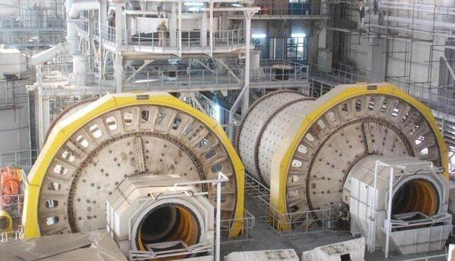 عملیات اجرایی کارخانجات ذوب و پالایش مجتمع مس سونگون آغاز شد
