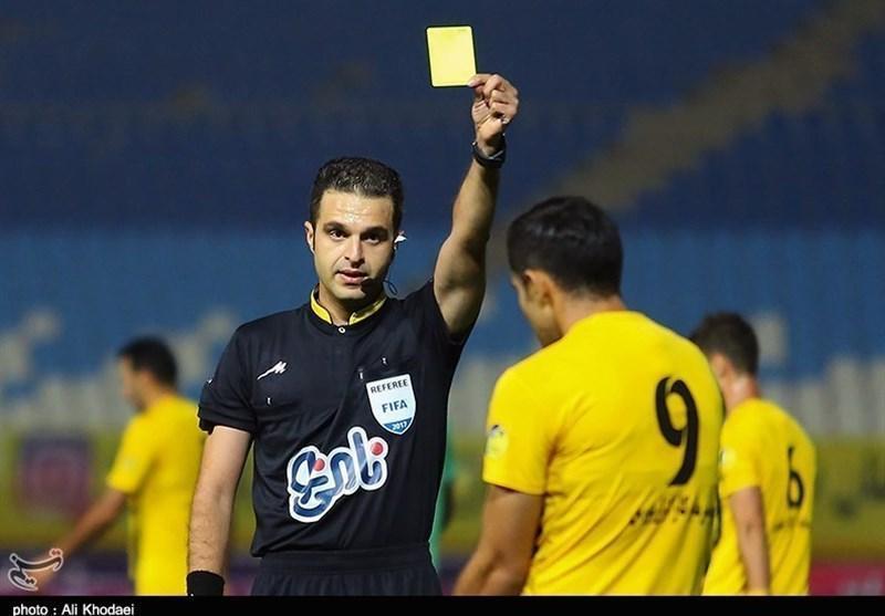 فوتبال نوجوانان قهرمانی آسیا، قضاوت پیغام حیدری در روز نخست مسابقات