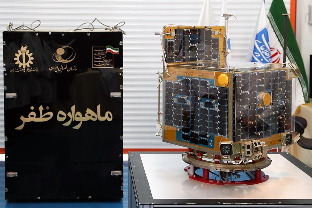 طراحی و ساخت ماهواره های ظفر 1 و 2 حاصل فعالیت 400 هزار نفر ساعت است