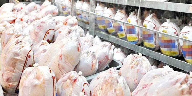توزیع 8 هزار تن گوشت مرغ در بازار زنجان