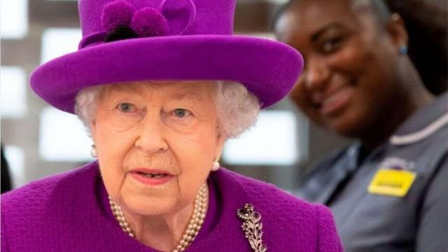 خدمتکار ملکه انگلیس کرونا گرفت