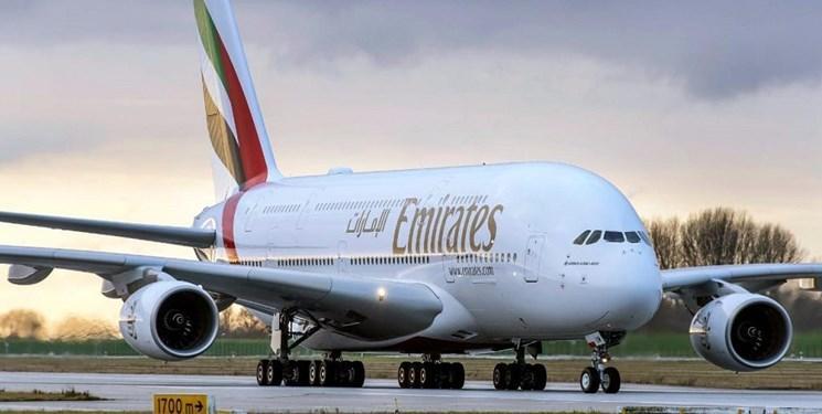 کرونا ، بلومبرگ: شرکت هواپیمایی امارات به دنبال حذف 30 هزار شغل است