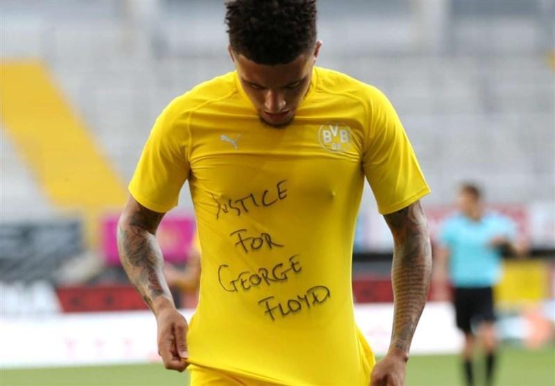 پیغام جیدون سانچو پس از محکوم کردن خشونت پلیس آمریکا