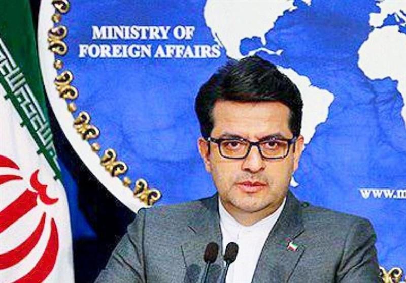 وزارت خارجه ملاقات ریچاردسون با ظریف درباره زندانی آمریکایی را تایید کرد