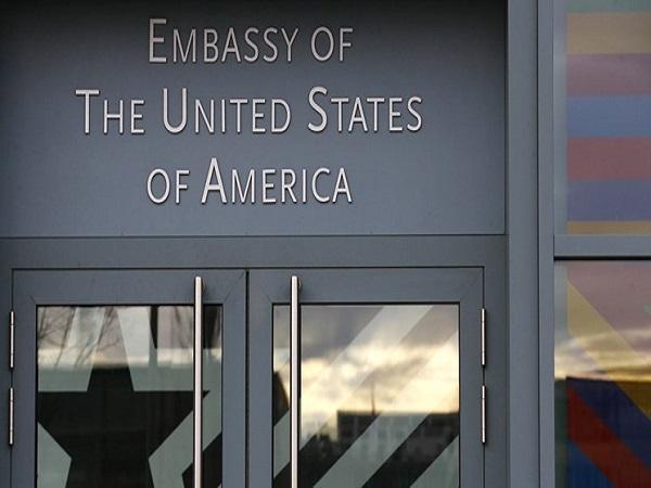حمله معترضان به نژادپرستی به سفارت آمریکا در مکزیکوسیتی
