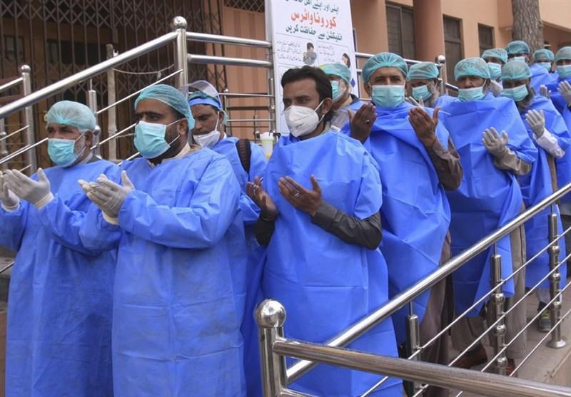 تعداد قربانیان ویروس کرونا در پاکستان به بیش از 3500 نفر رسید