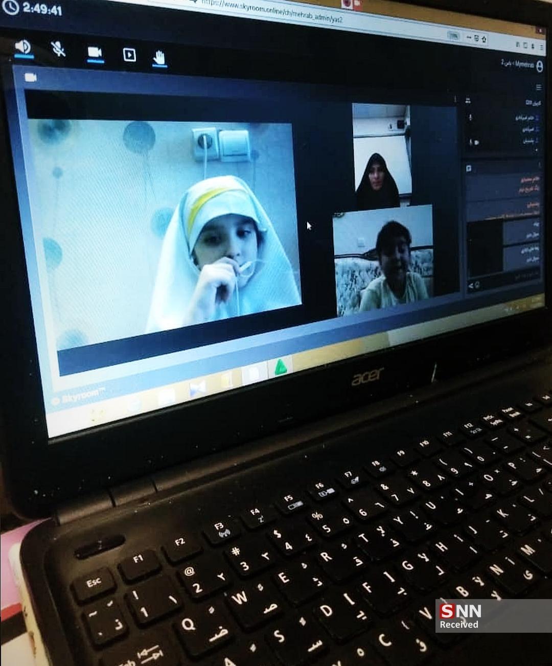 اندر معایب آموزش مجازی دانش آموزان ، قوزِبالاقوز برای مادران شاغل ، وقتی کبک تقلب خروس می خواند!