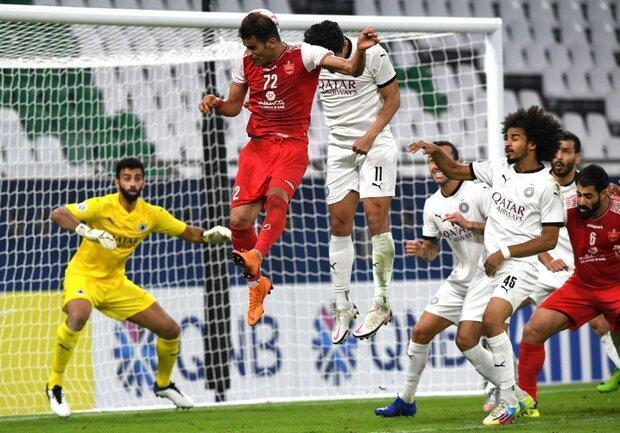 پرسپولیس با شکست السد قطر صعود کرد