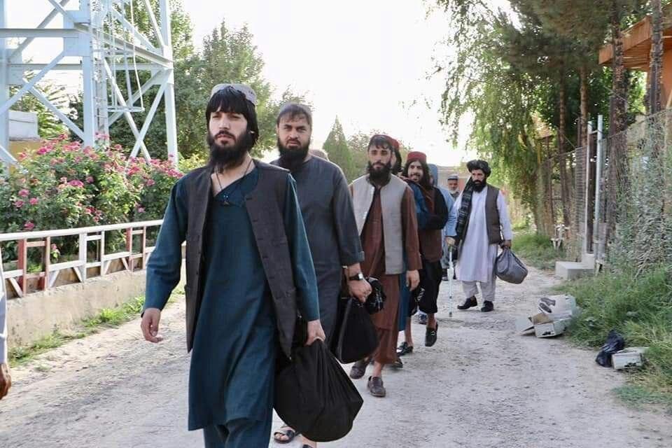خبرنگاران شورای امنیت افغانستان: 80 زندانی خطرناک طالبان آزاد شدند
