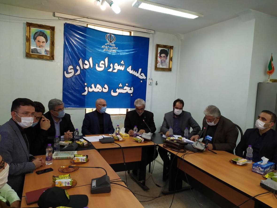 خبرنگاران شمال شرق خوزستان بحرانی ترین منطقه استان در بخش آب است