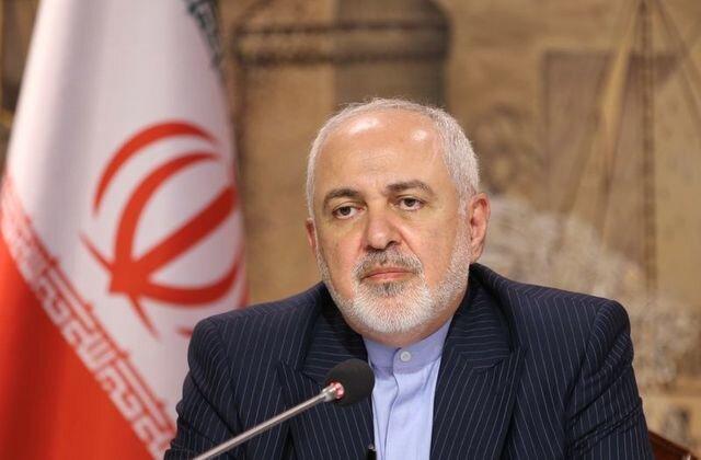 واکنش ظریف به تحریم دادستان کل دیوان بین المللی کیفری