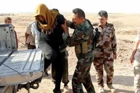 ورود زنان داعشی به عراق ناکام ماند