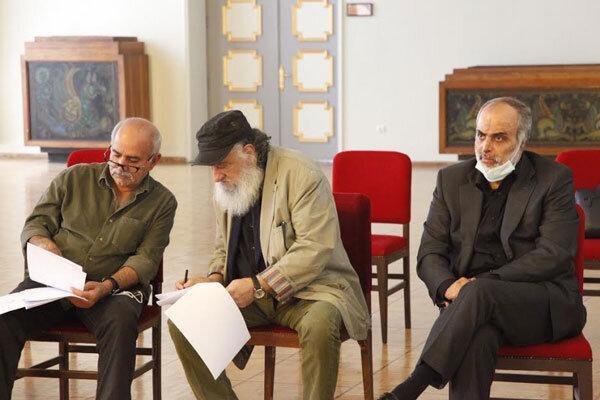 فراخوان پرویز پرستویی برای تماشای موسیقی- نمایش عاشورایی علمدار