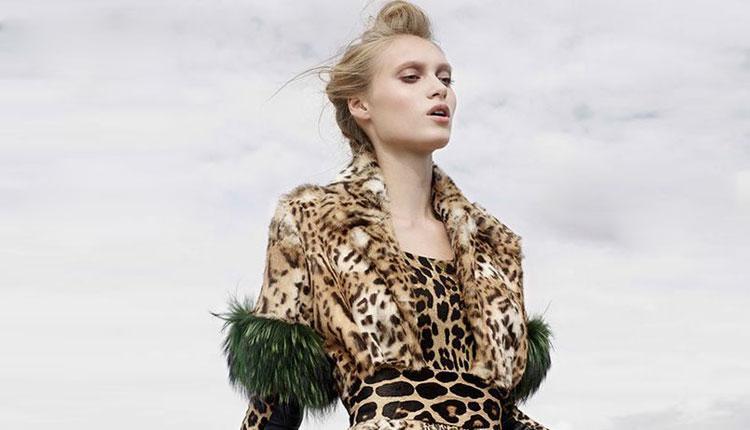 30 مدل لباس مجلسی پلنگی