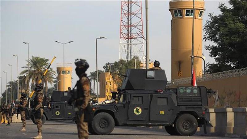 آماده سازی اولیه آمریکا برای خروج دیپلمات های خود از عراق