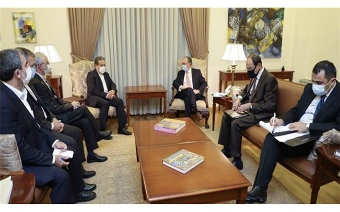 ملاقات عراقچی با وزیر خارجه ارمنستان؛ استقبال از نقش ایران برای برقراری ثبات در منطقه