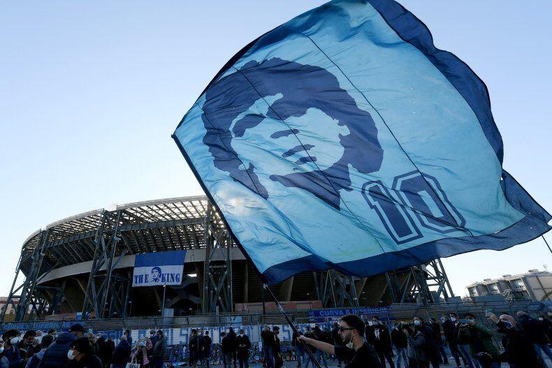 خبرنگاران مارادونا نماد میراثی متفاوت از فوتبال در جهان بود