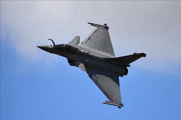 هند 17 جنگنده رافائل فرانسوی دیگر را تحویل می گیرد