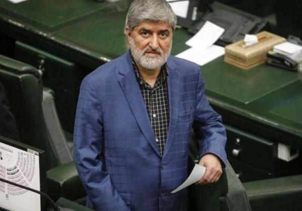 علی مطهری رسماً نامزد انتخابات ریاست جمهوری 1400 شد خبرنگاران