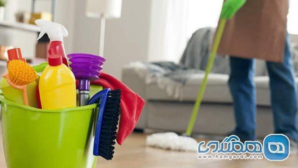 نکات مهمی که برای خانه تکانی در روزهای کرونایی باید رعایت کرد