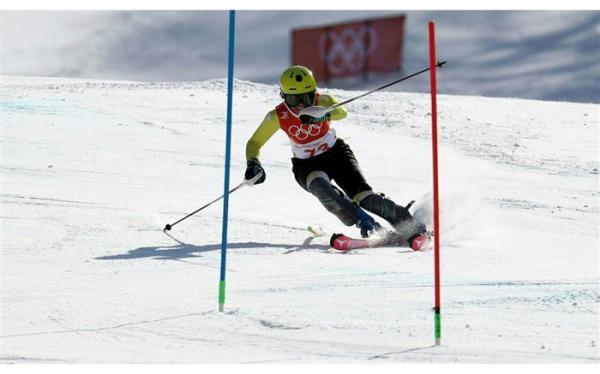 پیست اسکی دیزین تا یک ماه تعطیل شد