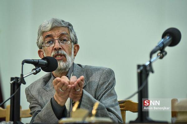 ویژه برنامه رادیویی با صدای غلامعلی حداد عادل خبرنگاران