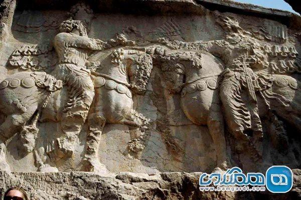 نقش رجب در فارس؛ نشانه ای از صلابت پادشاهان ساسانی