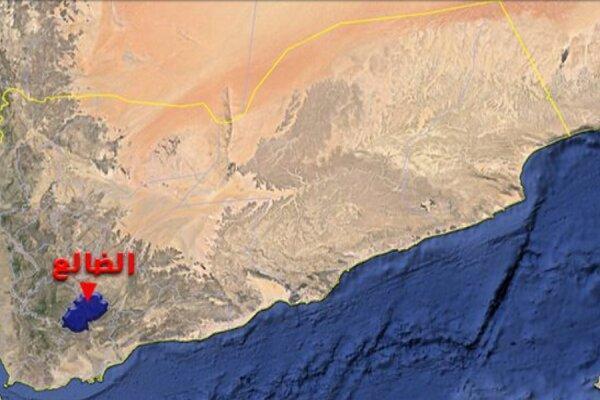 دهها نفر از نیروهای ائتلاف سعودی در الضالع یمن کشته شدند