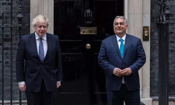 ابراز نگرانی نخست وزیر انگلیس نسبت به حقوق بشر در مجارستان