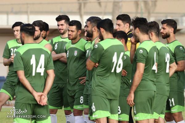 تغییرات ترکیب تیم ملی برای بازی با کامبوج، عابدزاده در دروازه؛ شماره یک تغییر کرد