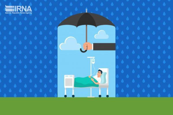 خبرنگاران پوشش رایگان 76 درصد جمعیت ایلام زیر چتر بیمه سلامت