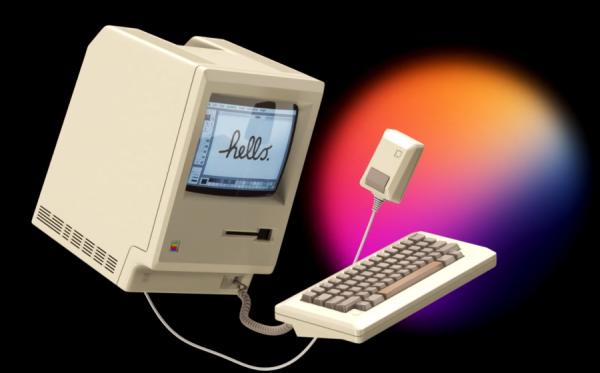 ویدئو: اگر اپل زمان معرفی نخستین نسخه کامپیوتر مک، فناوری ساخت تبلیغات ویدئویی به سبک الان داشت &hellip