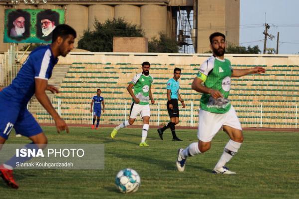 هفته 26 لیگ یک فوتبال، پیروزی خوشه طلایی برابر استقلال ملاثانی