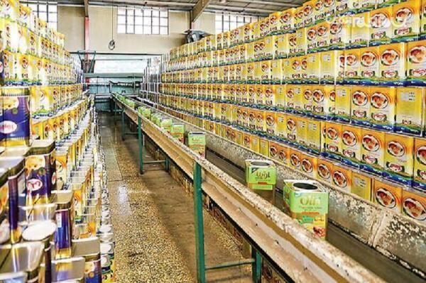 یک هزار تن روغن نباتی در آذربایجان شرقی توزیع شد
