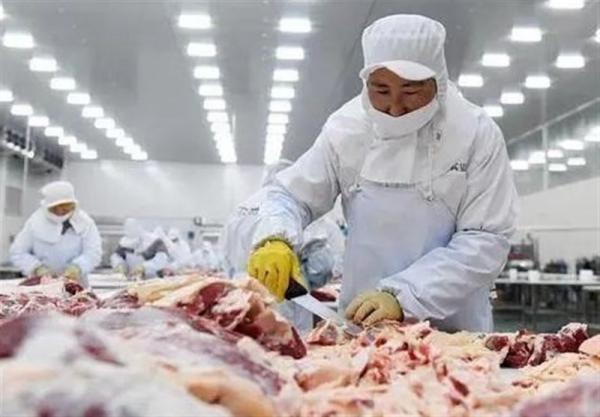 تورهای چین: ارتباط افزایش کرونا در چین با واردات گوشت یخ زده